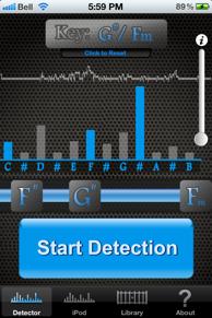 tomChord - Chord Detector